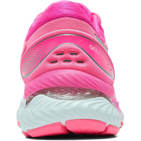asics Gel-Nimbus 22 Shoes Women hot pink/pure silver